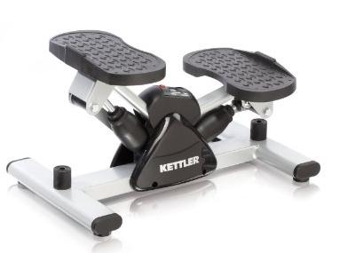 Kettler Side Stepper, silber und schwarz, 07874-700