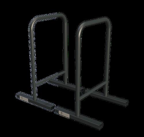 hold strong fitness high parallettes zum training mit eigengewicht