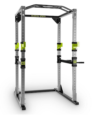 capitalsports powerrack test