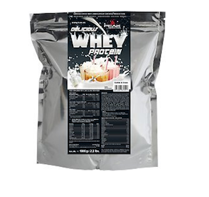 peak whey protein test