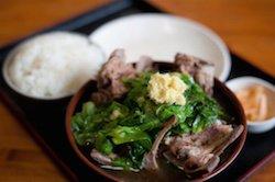 Ingwer - Asiatisches Essen