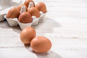 Packung Eier