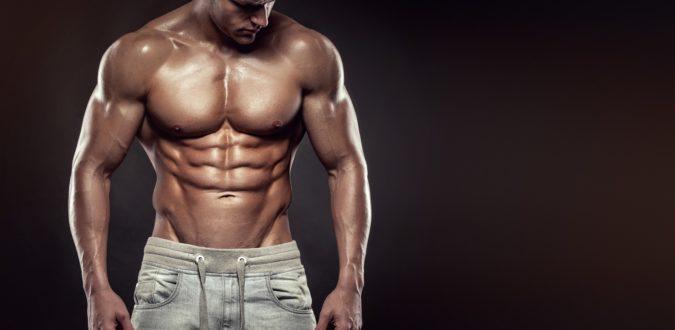 Körper entwässern Bodybuilding