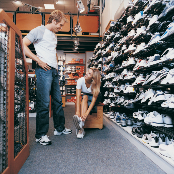 Laufschuhe kaufen
