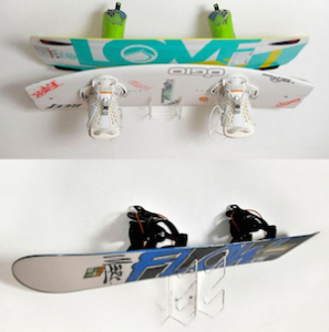 snowboard halter 4boarder double mit einem oder 2 boards