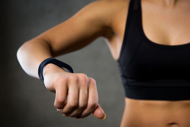 Fitness-Armband im Test