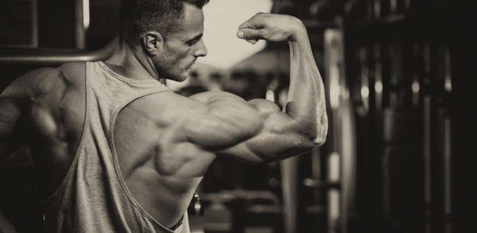 Wettkampf Bodybuilding