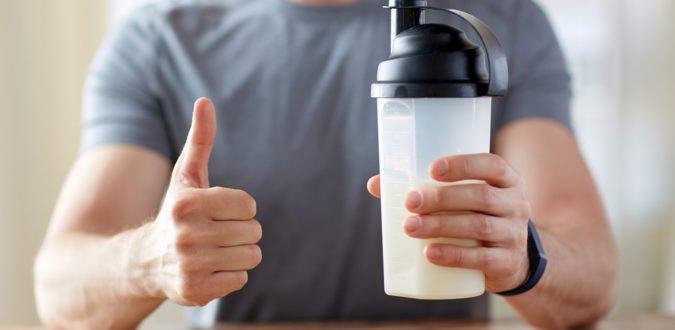 Shake Protein Eiweißpulver
