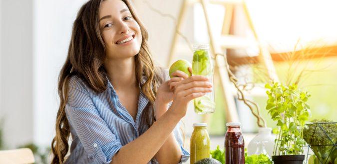 gesund lifestyle fit