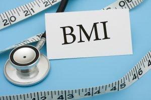 bmi richtwert der gewichtskontrolle