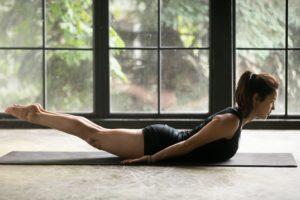 double leg kicks exercise