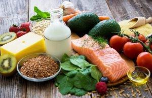Wissen über Ernährung