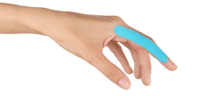 Kapselriss finger Kapselriss finger