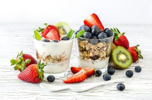 abnehmplan beispiel frühstück müsli