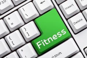 online fitness kostenlos und auf knopfdruck
