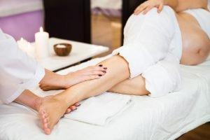 die durchblutung mit massagen anregen