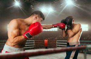 jab beim sparring