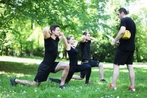 online fitness freeletics in gruppe