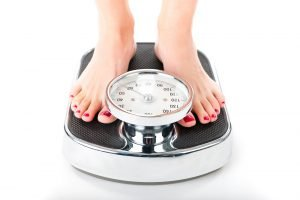 bei hohem BMI nicht zu oft wiegen