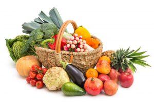 lebensmittel obst und gemüse
