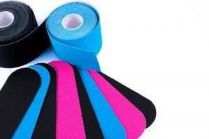 bunte kinesio Tapes
