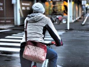 mit dem Rad zur Arbeit fahren