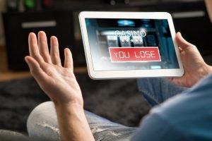 spieler verliert im online casino