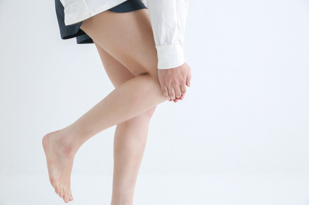 Geschwollenes Knie