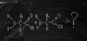 Formel einer Aminosäure