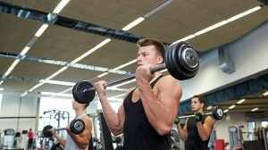 fit durch Armtraining
