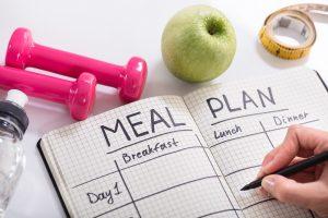Diätplan zum abnehmen mit Shakes