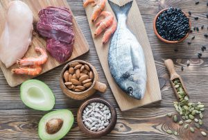 gesunde Lebensmittel bei metabolic balance