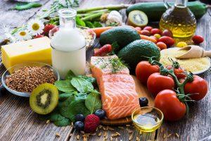 gesundes Essen um ohne hunger abzunehmen