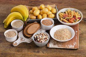 gesunde Kohlenhydrate