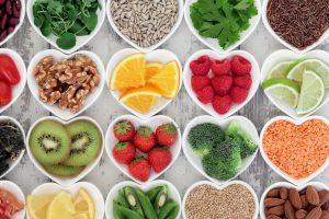 gesund essen um endlich abzunehmen