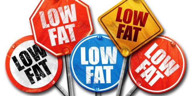 Low Fat Diät