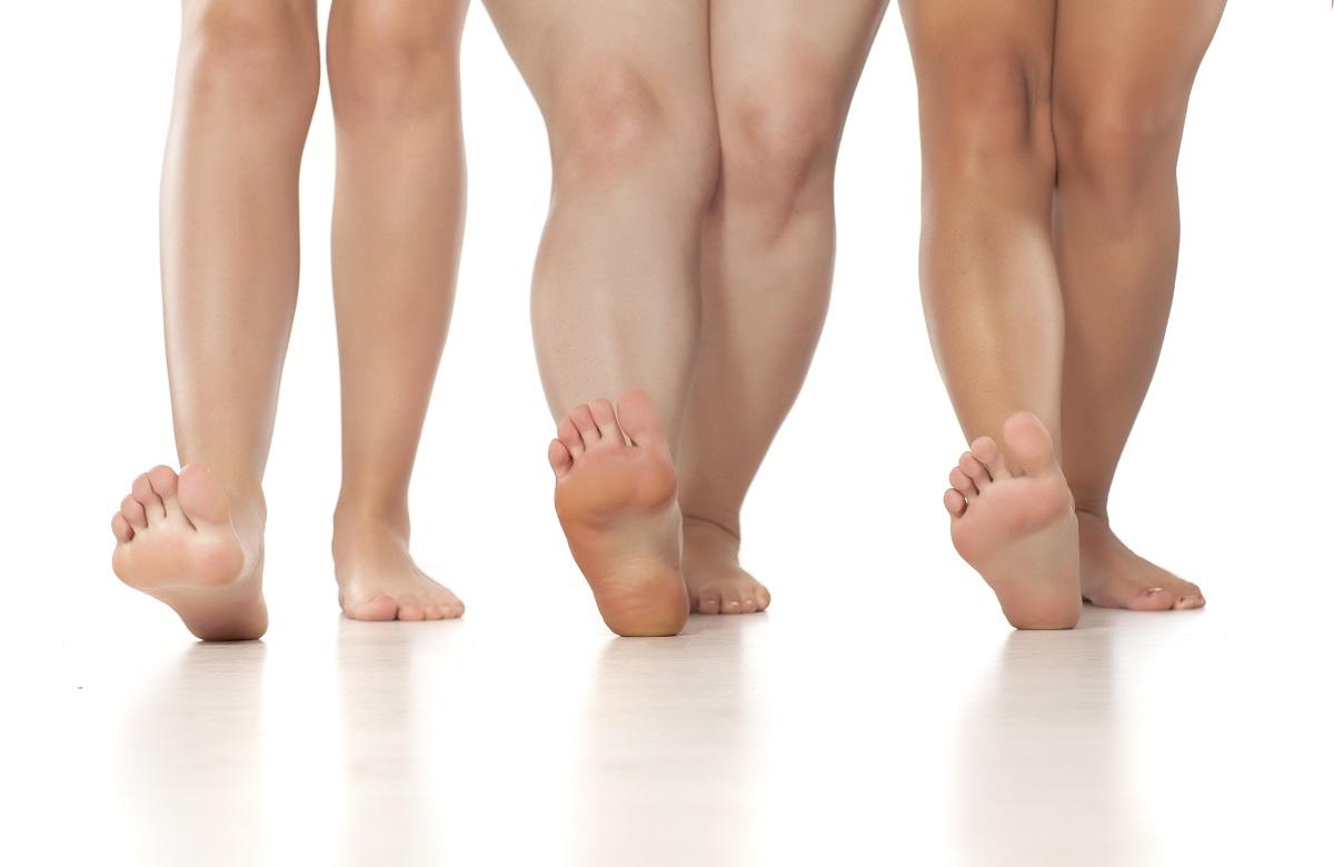 Wassereinlagerung Füße
