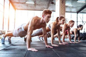 workout und fitness